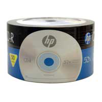CD-GRAB. HP  700 MB 80 MIN 52X PACK 10UN