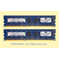 4GB UDIMM  UNBUFFERED PC3-10600E ECC DDR