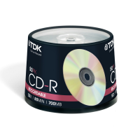 CD MAX MAX 80 MIN/700MB 52X-52X PACK 50